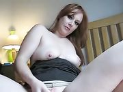 She is Enjoying so Much Riding Dick in Her Butthole